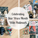 Celebrating Star Wars Month With Hallmark