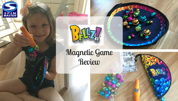 Spin Master Bellz! Magnetic Game Review
