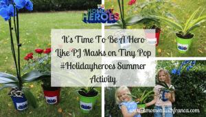 Tiny Pop Holiday Heroes: Be A Hero like the PJ Masks!