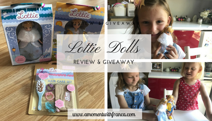 Lottie Dolls Review & Giveaway
