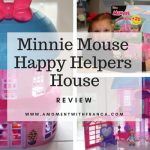 Minnie Mouse Happy Helpers House Review
