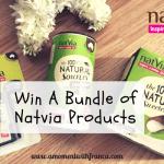 Natvia: The 100% Sweetener – Win A Natvia Product Bundle