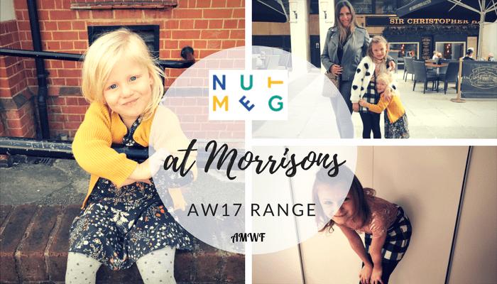 Nutmeg At Morrisons AW17 Range