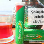 Getting through the holidays with Berocca