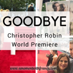 Goodbye Christopher Robin World Premiere