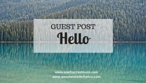 Hello – Guest Post