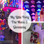My Little Pony The Movie & Giveaway