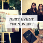 Next Event #NBNevent