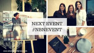 Next Event #NBNevent