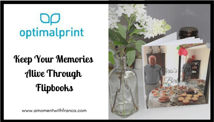 Optimalprint – Keep Your Memories Alive Through Flipbooks