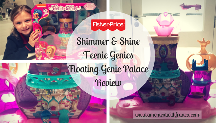 Shimmer & Shine Teenie Genies Floating Genie Palace Review