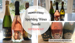 Premier Estates Sparkling Wines Bundle Giveaway