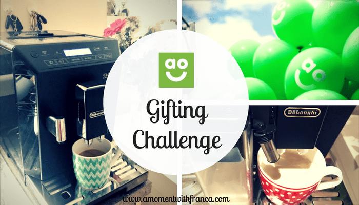 AO.com Gifting Challenge