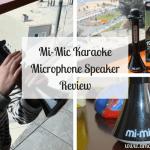 Mi-Mic Karaoke Microphone Speaker Review