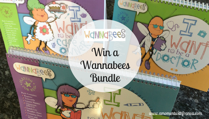 Win a Wannabees Bundle