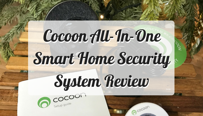 Cocoon All-In-One Smart Home Security System Review