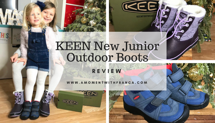 KEEN New Junior Outdoor Boots Review