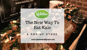 Kalettes – The New Way To Eat Kale & Pop-Up Store