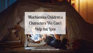 Mischievous Children's Characters We Can't Help but Love