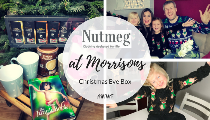 Nutmeg At Morrisons Christmas Eve Box