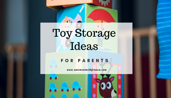 Toy Storage Ideas For Parents