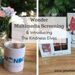 Wonder Multimedia Screening & Introducing The Kindness Elves