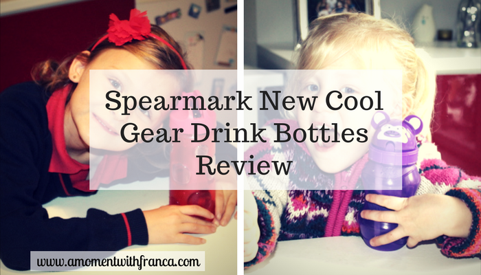 Spearmark New Cool Gear Drink Bottles Review