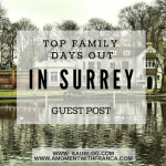Top Family Days Out in Surrey – Guest Post