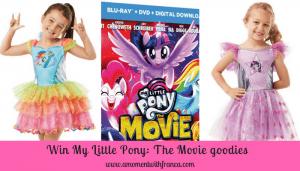Win My Little Pony: The Movie Goodies