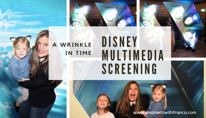 A Wrinkle In Time: Disney Multimedia Screening