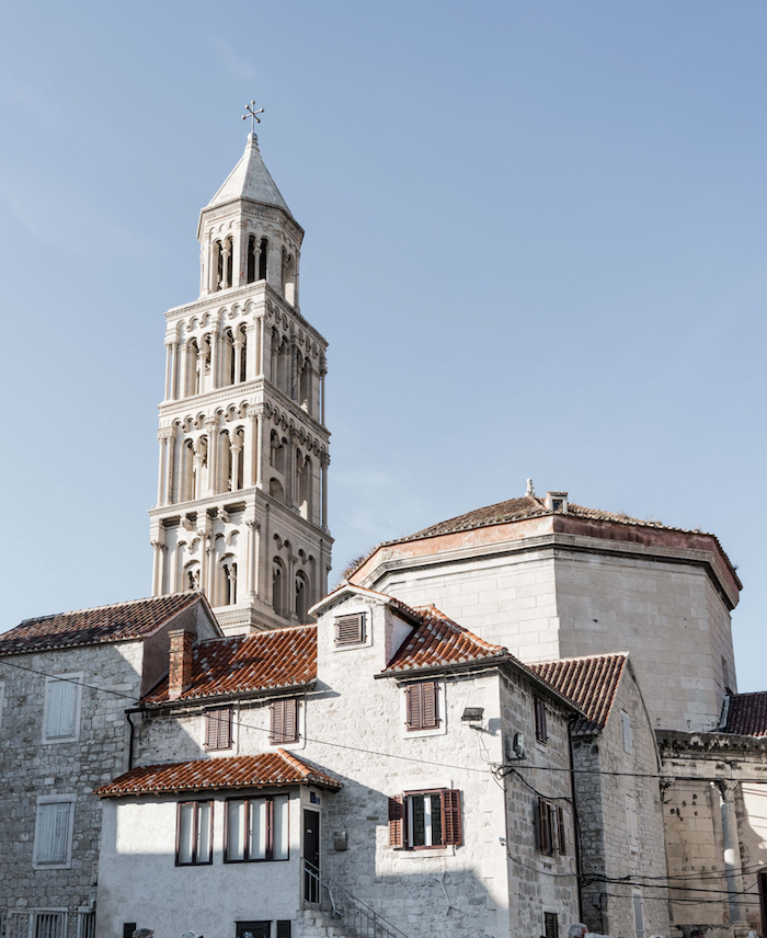 Cathedral of Saint Domnius in Split