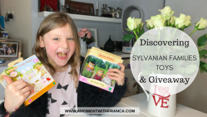 Discovering Sylvanian Families Toys & Giveaway
