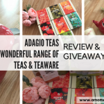 Adagio Teas – Wonderful Range of Teas & Teaware Review & Giveaway