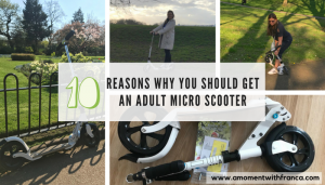10 Reasons Why You Should Get An Adult Micro Scooter