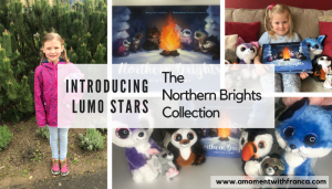 Introducing Lumo Stars, The Northern Brights Collection