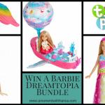 Win A Barbie Dreamtopia Bundle