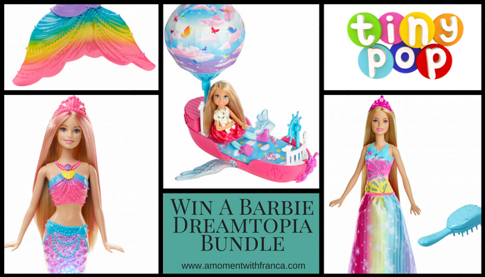 Win A Barbie Dreamtopia Bundle