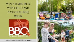 Win A Barbi Box With The 22nd National BBQ Week