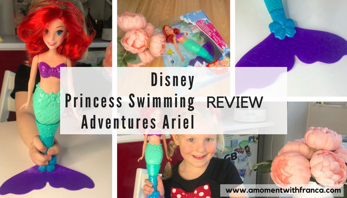Hasbro Disney Princess Swimming Adventures Ariel – Review