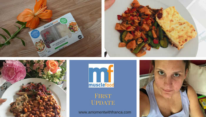 MuscleFood – First Update