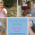 Glam Goo Slime Fantasy Pack Review