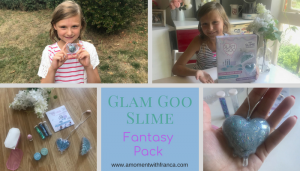 Glam Goo Slime Fantasy Pack Review