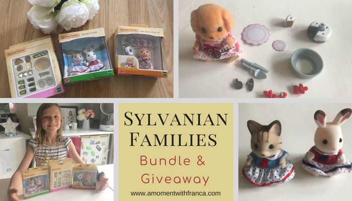 Sylvanian Families Bundle & Giveaway