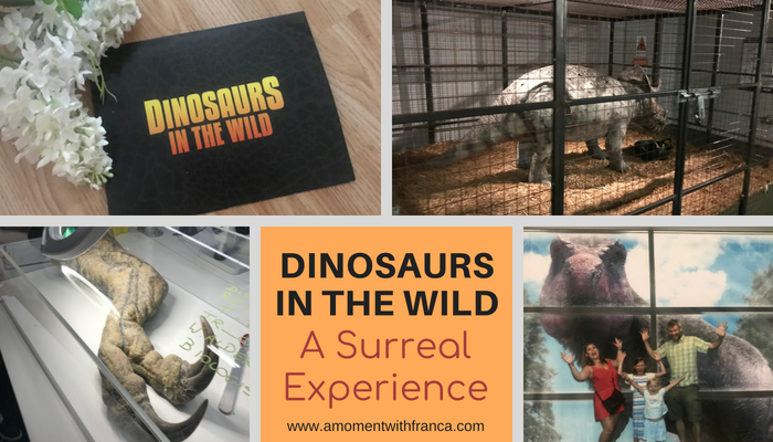Dinosaurs In The Wild – A Surreal Experience