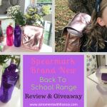 Spearmark Brand New Back To School Range Review & Giveaway