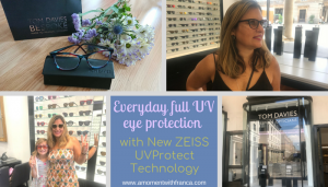 Everyday full UV eye protection with New ZEISS UVProtect Technology