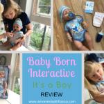 Baby Born Interactive Review – It's A Boy