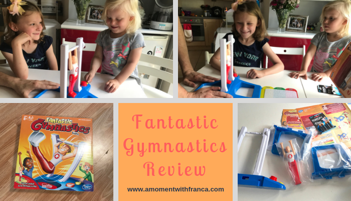 Hasbro Fantastic Gymnastics Review