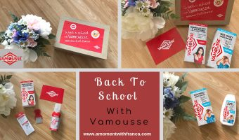Back To School With Vamousse
