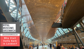 Why Visit Cutty Sark in London?